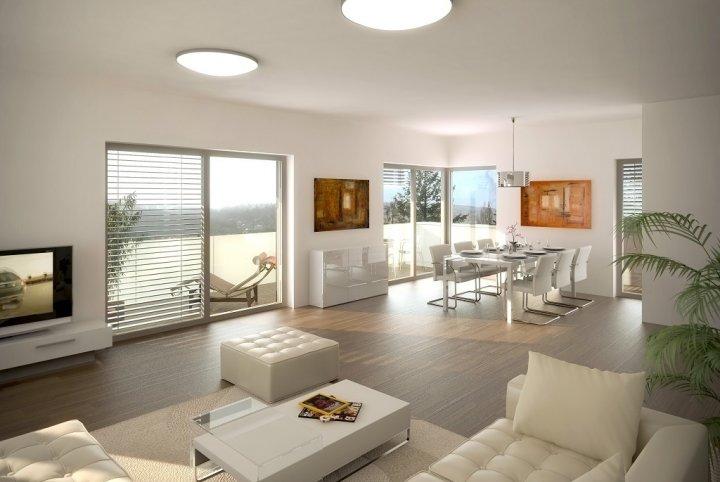 rezidenční novostavby